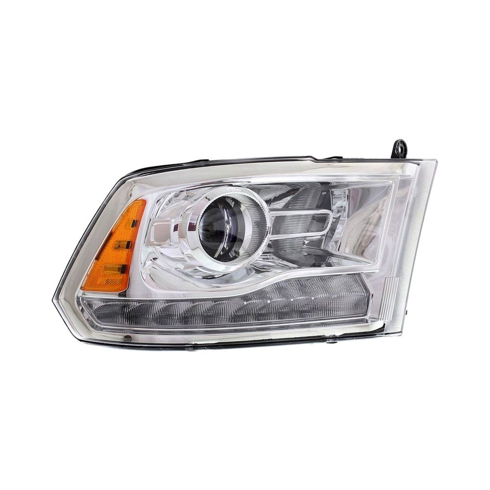Dodge Replacement Headlights: Dodge Ram 1500 / 2500 / 3500 With Factory