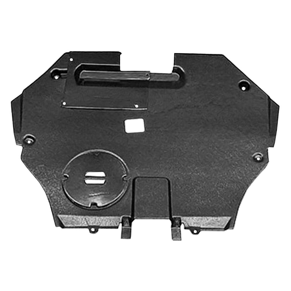 K Metal 174 Lincoln Mkz 2007 Front Lower Engine Cover