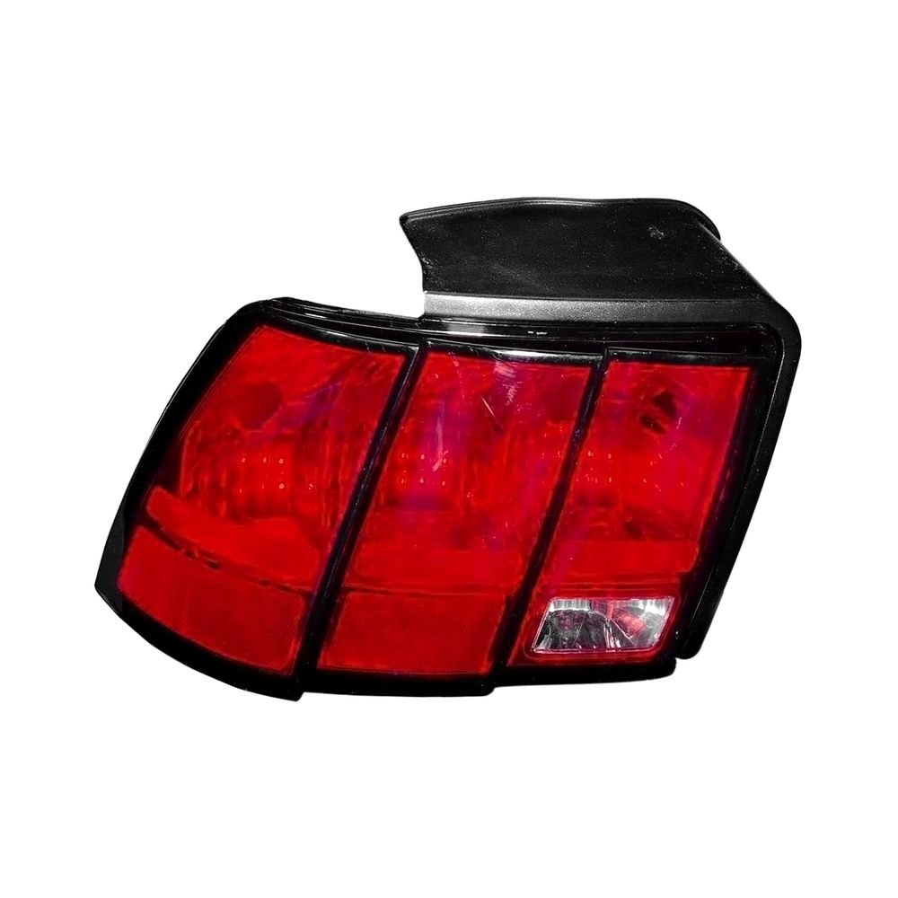 k metal ford mustang base gt 2002 replacement tail light. Black Bedroom Furniture Sets. Home Design Ideas