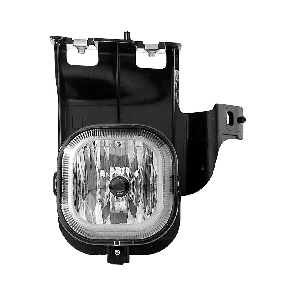 K Metal Driver Side Replacement Fog Light