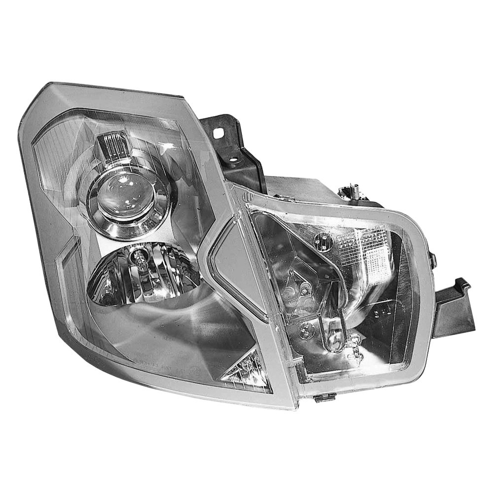 [How To Adjust Headlight 2005 Cadillac Cts]