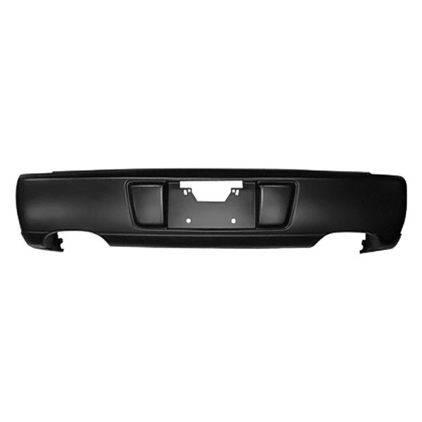 k metal cadillac dts without tow hook 2006 rear bumper cover. Black Bedroom Furniture Sets. Home Design Ideas