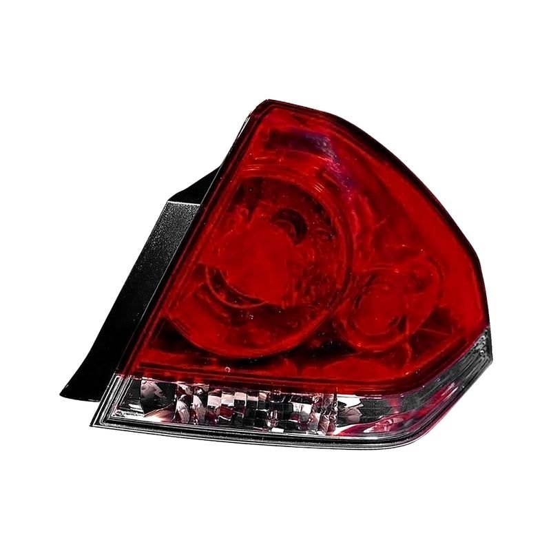 k metal chevy impala 2006 2013 replacement tail light. Black Bedroom Furniture Sets. Home Design Ideas