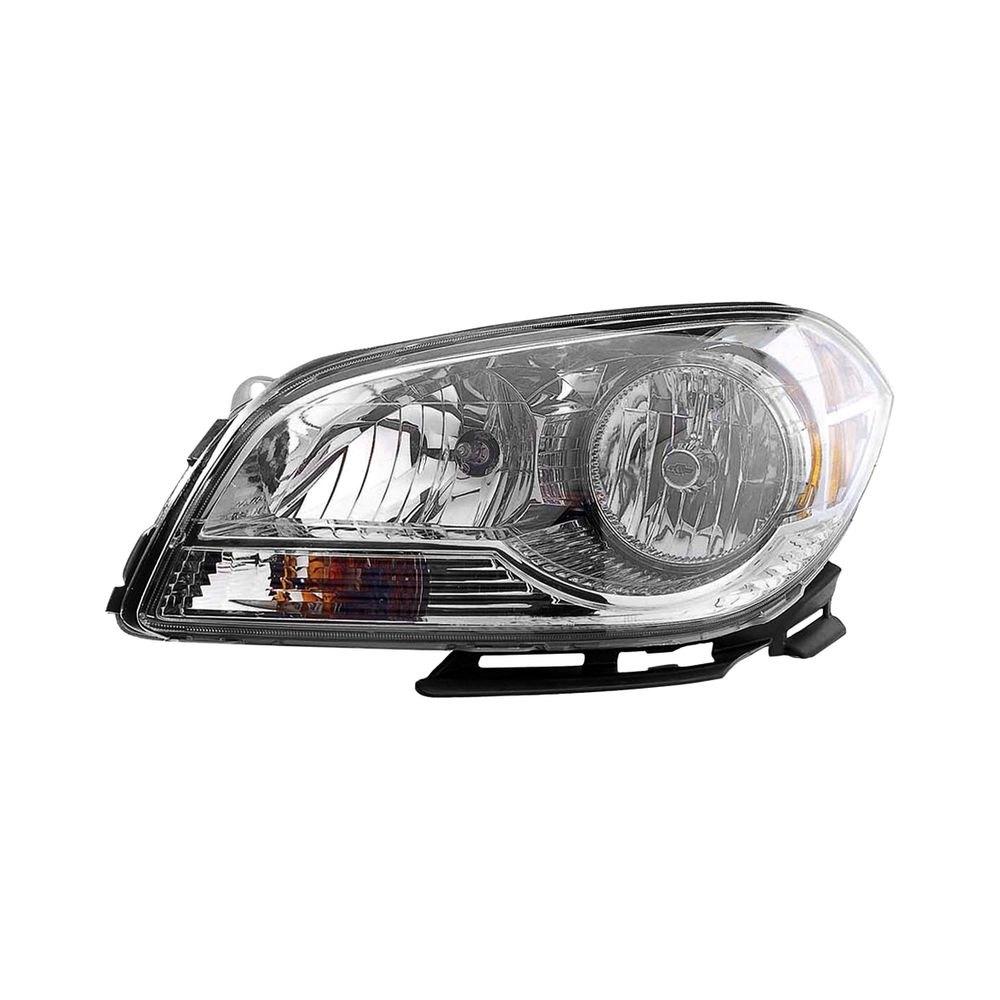 Chevy Malibu Front Lights: Chevy Malibu 2011-2012 Replacement Headlight