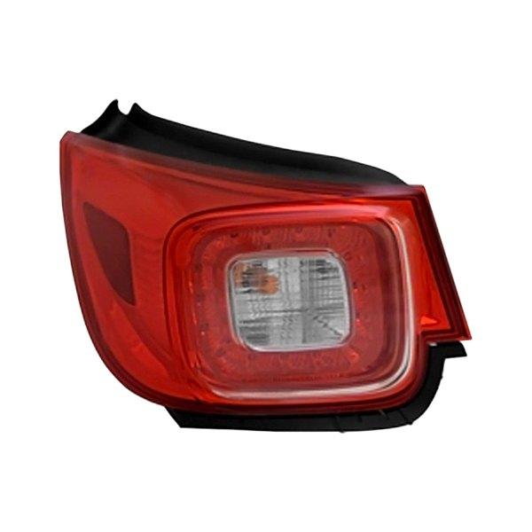 Chevy Malibu 2013 Replacement Tail Light