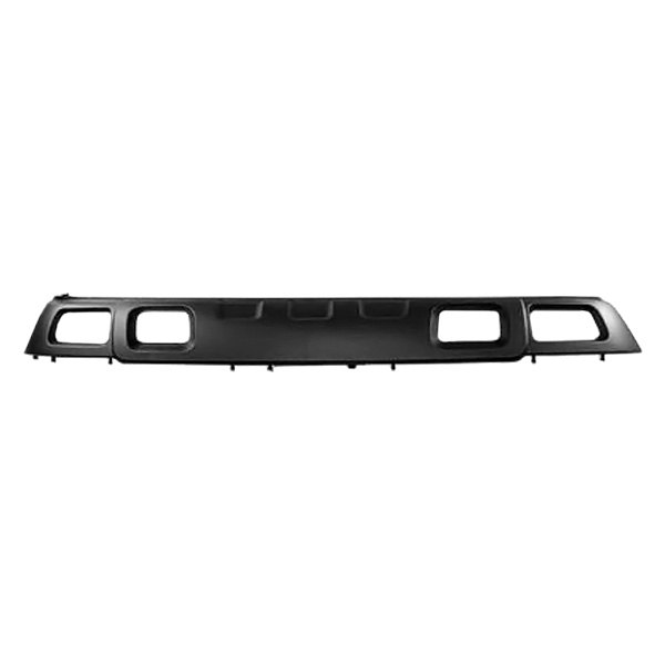 k metal chevy avalanche 2004 front bumper air deflector. Black Bedroom Furniture Sets. Home Design Ideas