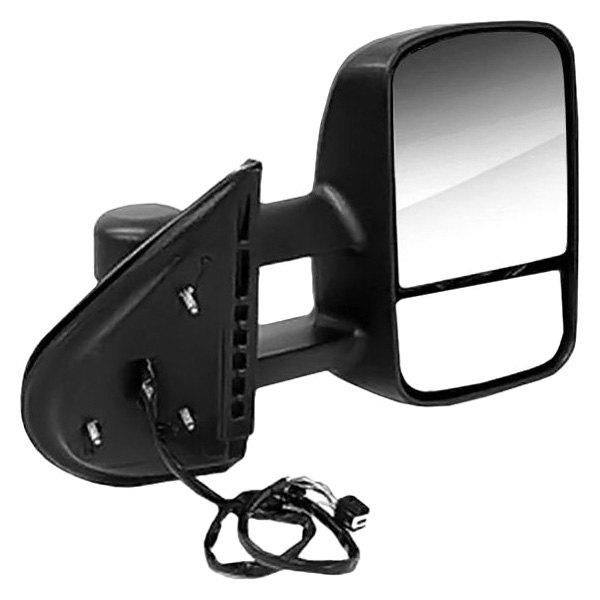 k metal chevy silverado 2008 2009 towing mirror. Black Bedroom Furniture Sets. Home Design Ideas