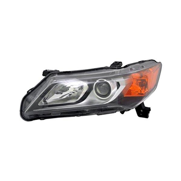 K-Metal® - Acura ILX with Factory Halogen Headlights 2013 ...