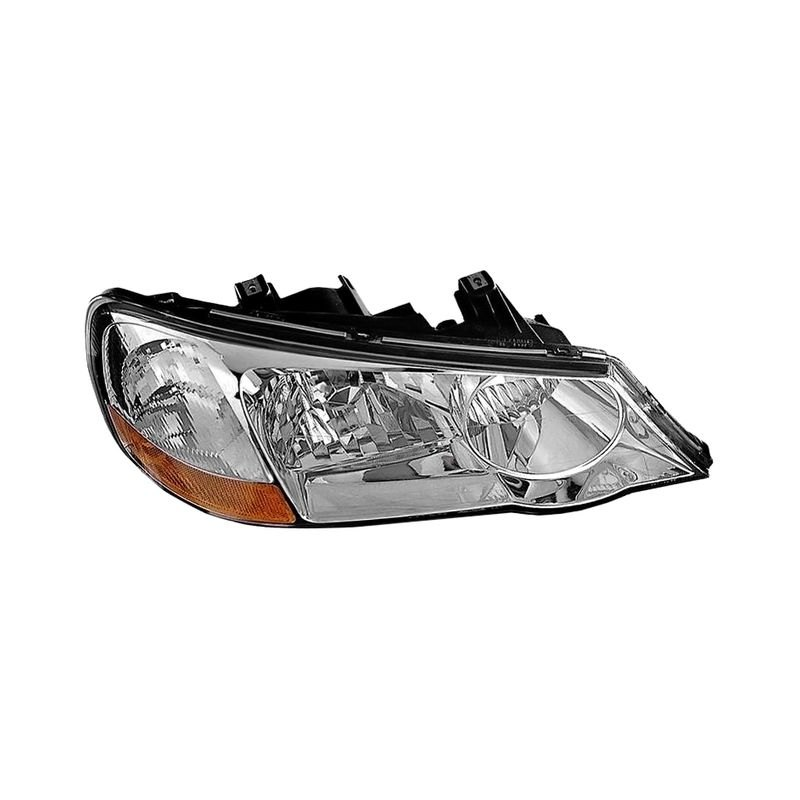 Acura TL With Factory HID/Xenon Headlights 2002