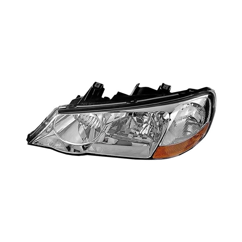 Acura TL With Factory HID/Xenon Headlights 2003