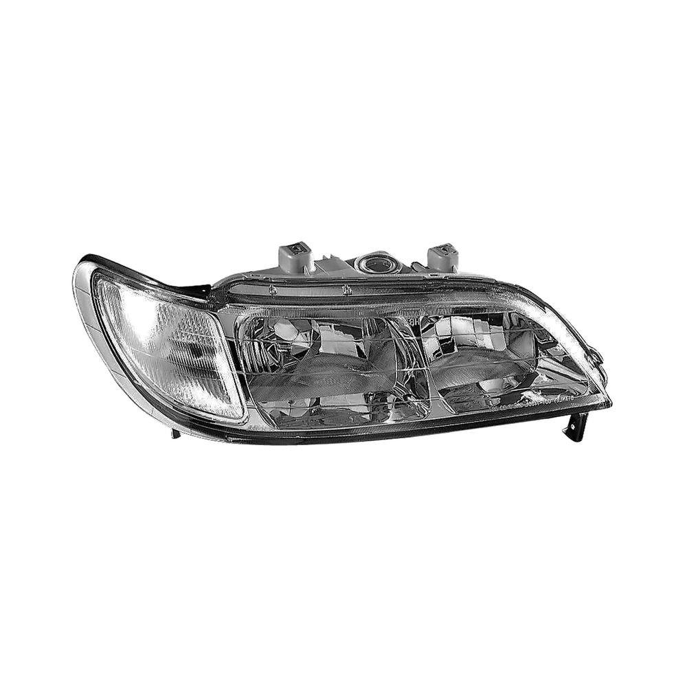 K-Metal® - Passenger Side Replacement Headlight Unit