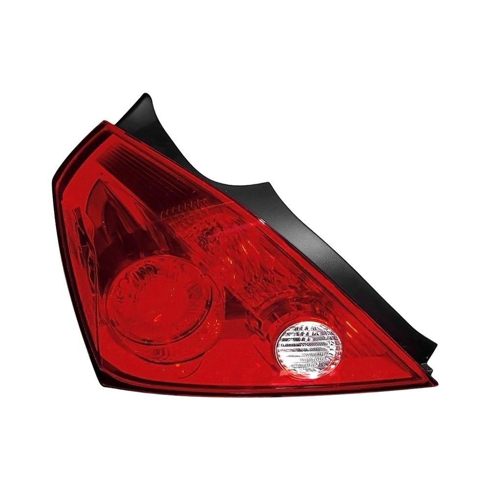 K Metal 174 Nissan Altima 2013 Replacement Tail Light