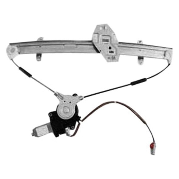 k metal honda accord sedan 2001 power window regulator