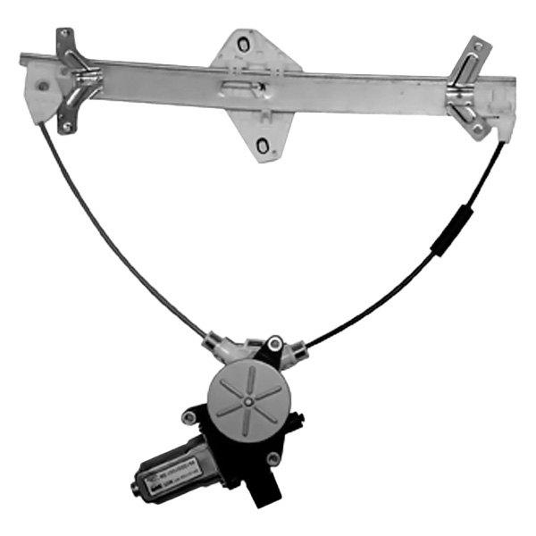 K metal honda accord 2003 2007 power window regulator for 2001 honda accord window regulator replacement