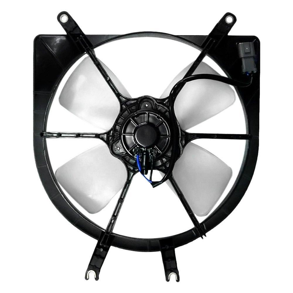 For Acura EL 1997-2000 K-Metal Engine Cooling Fan