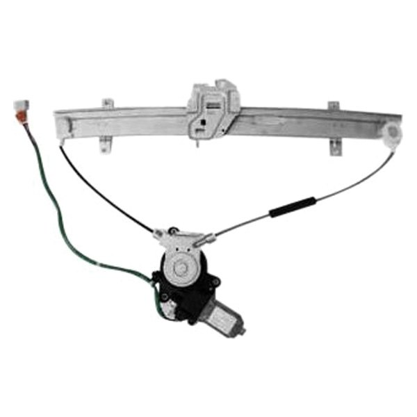 K metal honda civic 2001 2005 front power window for 1998 honda civic power window regulator