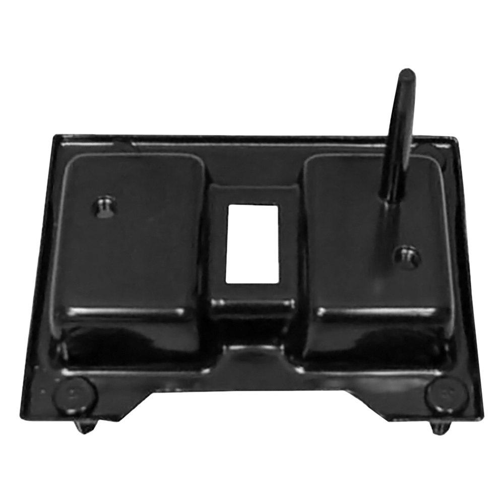 k metal hyundai elantra 2009 2010 rear bumper bracket. Black Bedroom Furniture Sets. Home Design Ideas