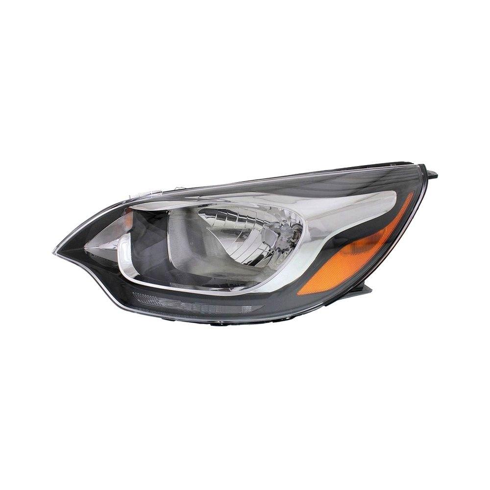 replace headlights    kia rio replace  kia