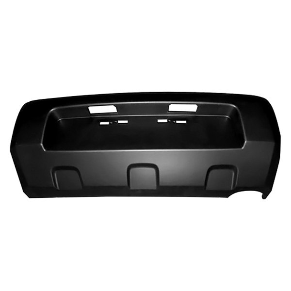 k metal kia soul 2011 rear center bumper cover. Black Bedroom Furniture Sets. Home Design Ideas