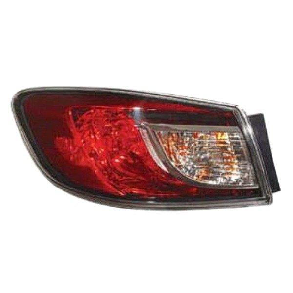 K Metal Mazda 3 2012 2013 Replacement Tail Light