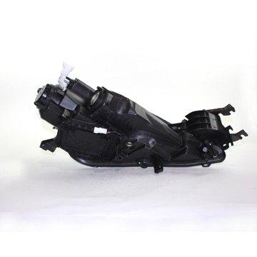 k metal mazda 6 with factory halogen headlights 2010 replacement headlight. Black Bedroom Furniture Sets. Home Design Ideas