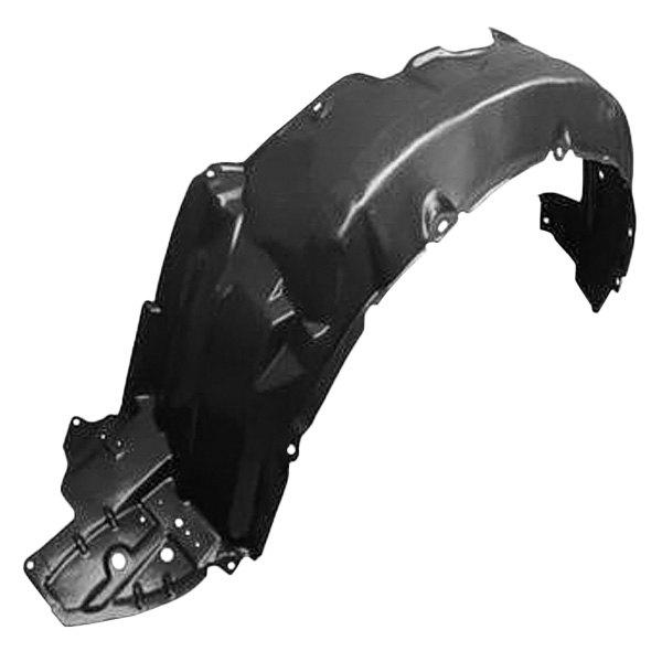 Fender Liner Material : K metal  front driver side inner fender liner ebay