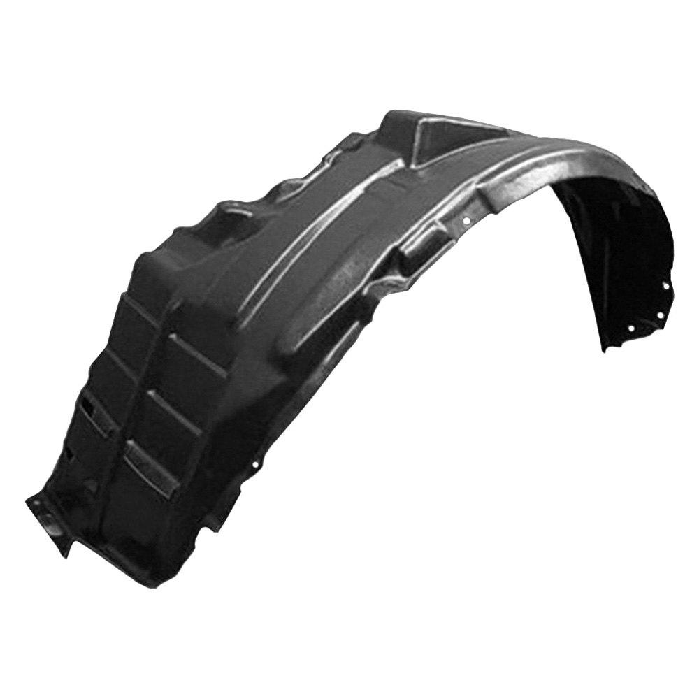 Fender Liner Material : K metal mitsubishi outlander  front fender liner