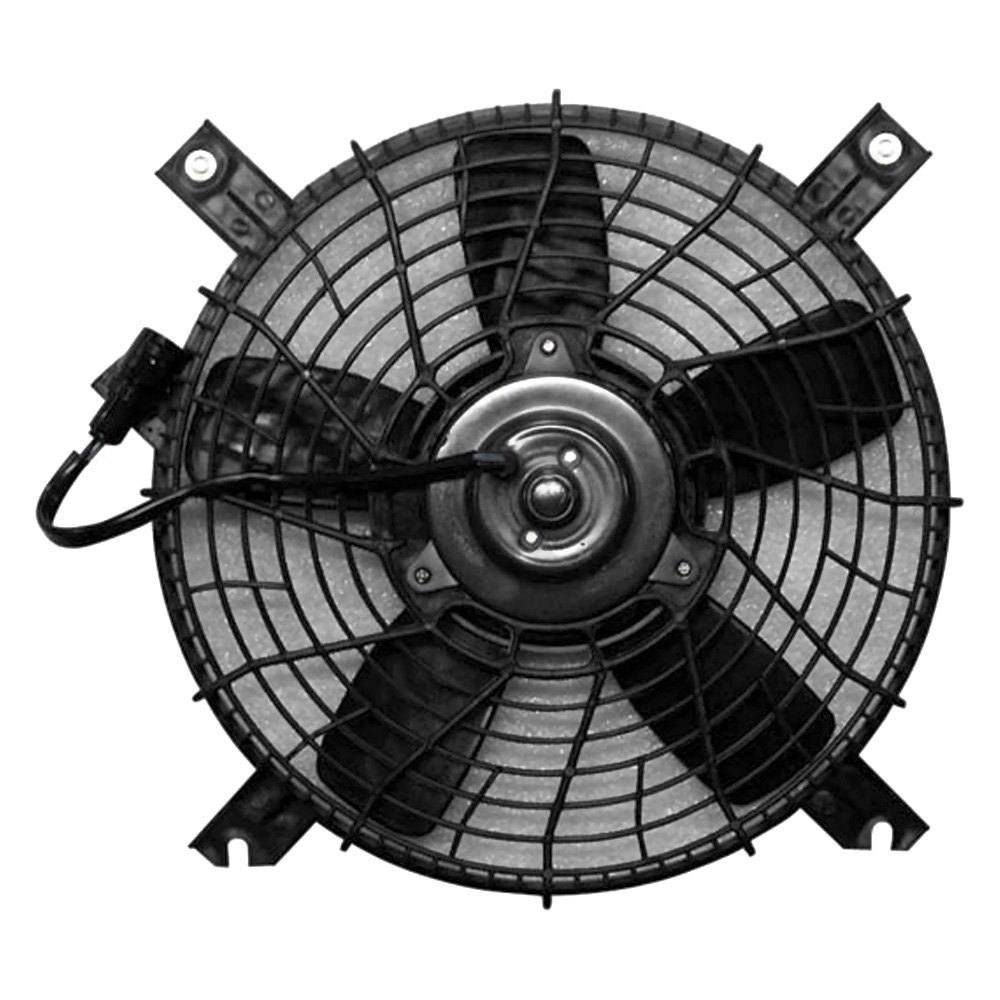 K metal 6981783 a c condenser fan assembly for Ac condenser fan motor replacement