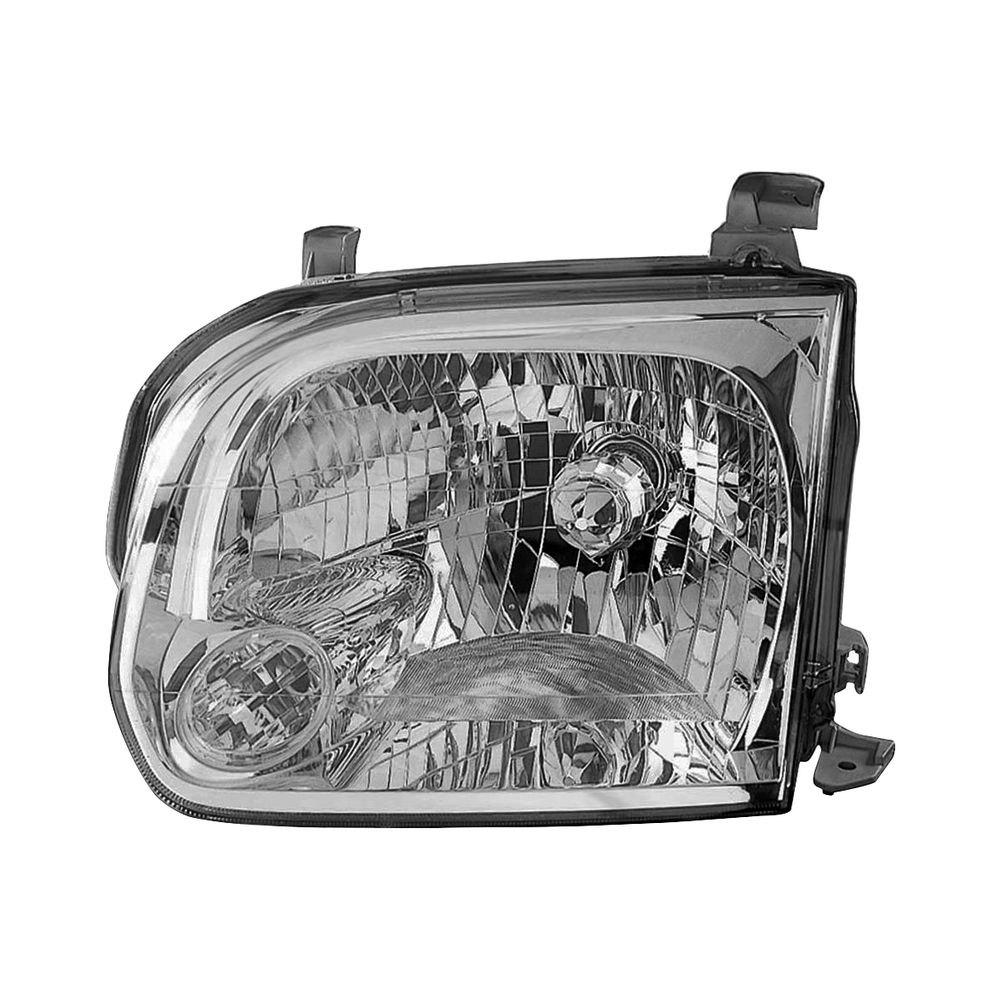 k metal toyota tundra 2006 replacement headlight. Black Bedroom Furniture Sets. Home Design Ideas