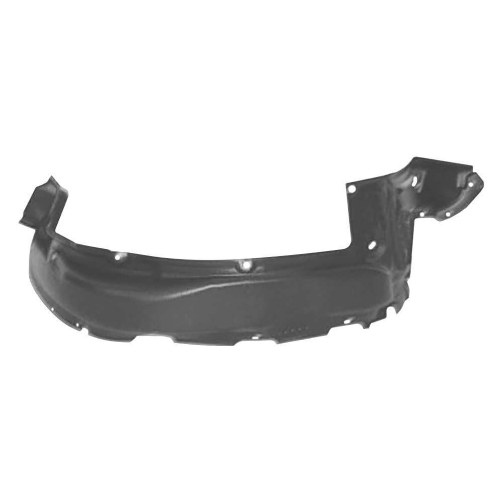 Toyota Replacement Body Parts: Toyota Tacoma 2005 Front Fender Liner
