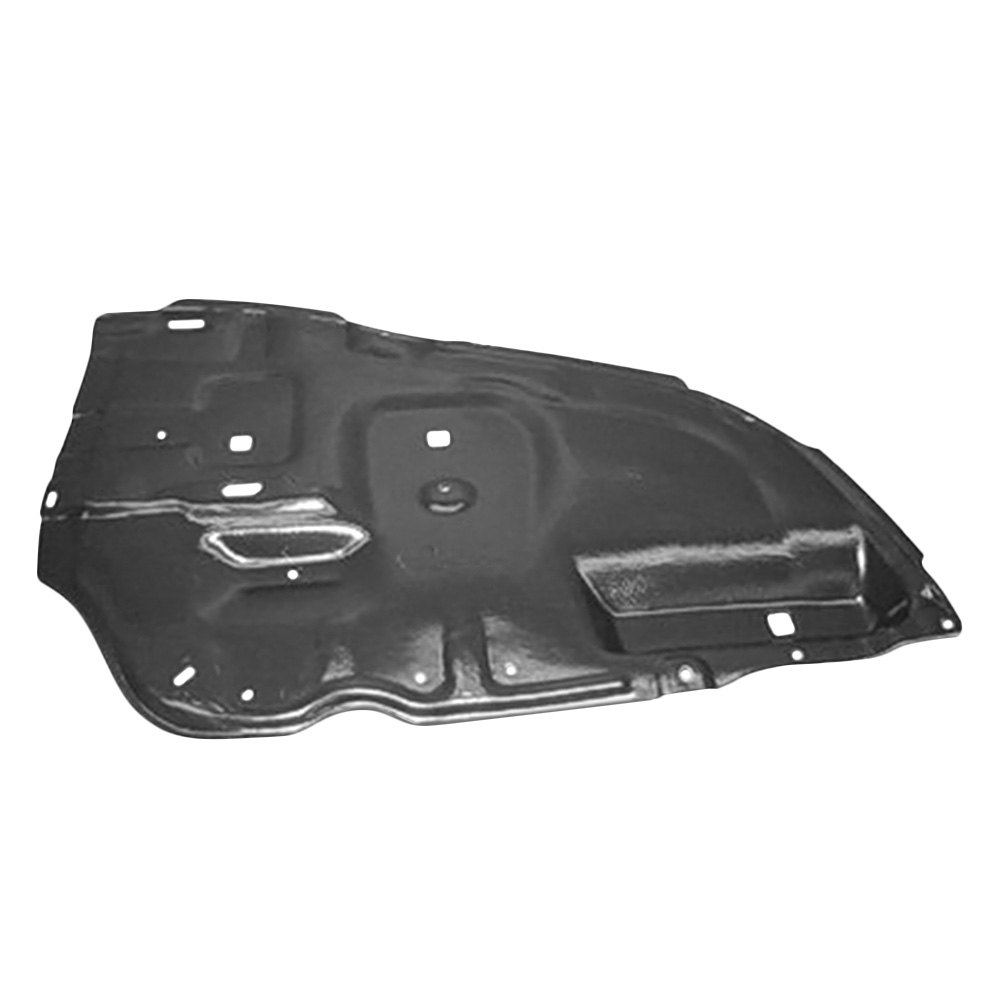 Value Front Passenger Side Fender Splash Shield Lower Section OE Quality Replacement