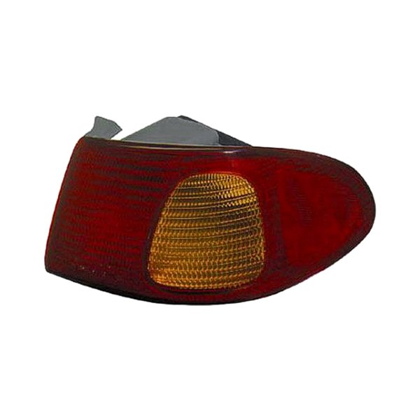 k metal toyota corolla 2001 2002 replacement tail light. Black Bedroom Furniture Sets. Home Design Ideas