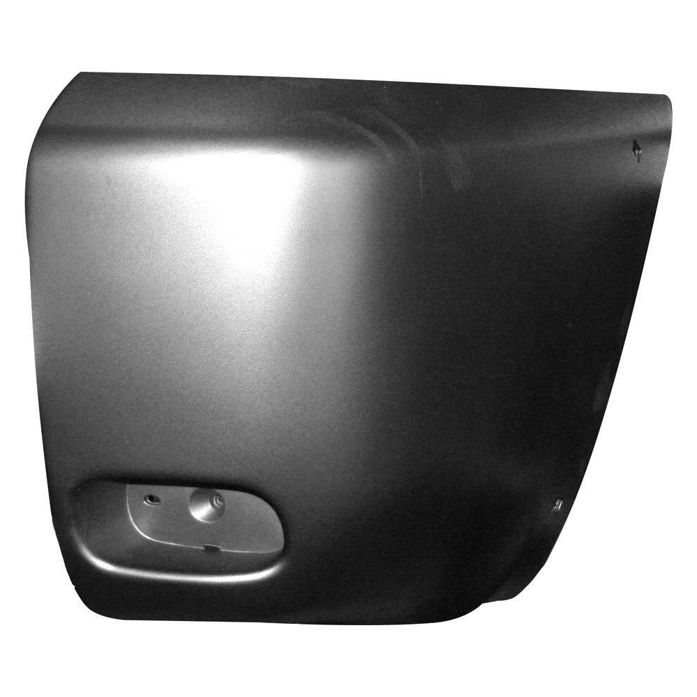 k metal toyota rav4 2004 rear bumper end. Black Bedroom Furniture Sets. Home Design Ideas