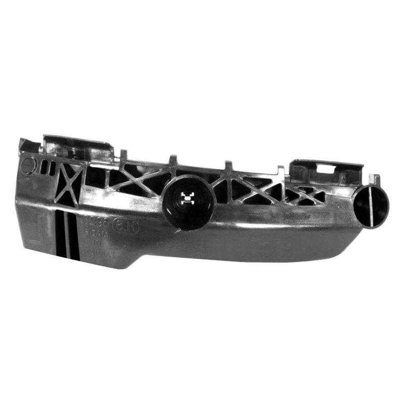 k metal toyota rav4 2007 rear upper bumper cover retainer. Black Bedroom Furniture Sets. Home Design Ideas