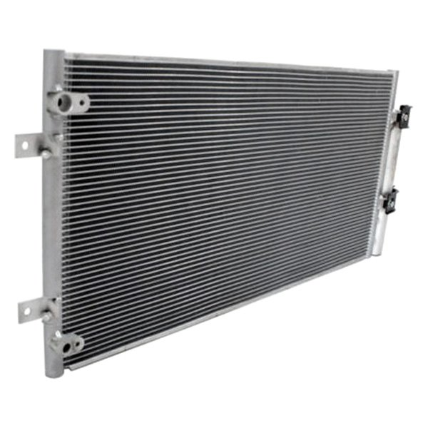 K metal ford edge  a c condenser
