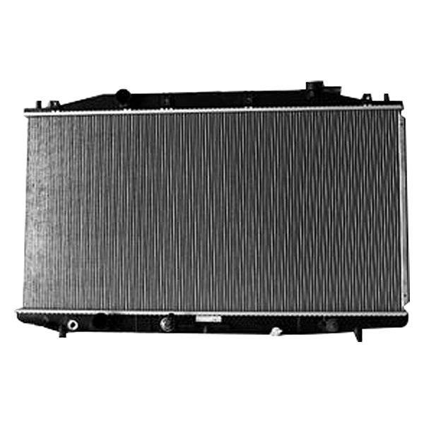 For Acura TSX 2009-2010 K-Metal Engine Coolant Radiator