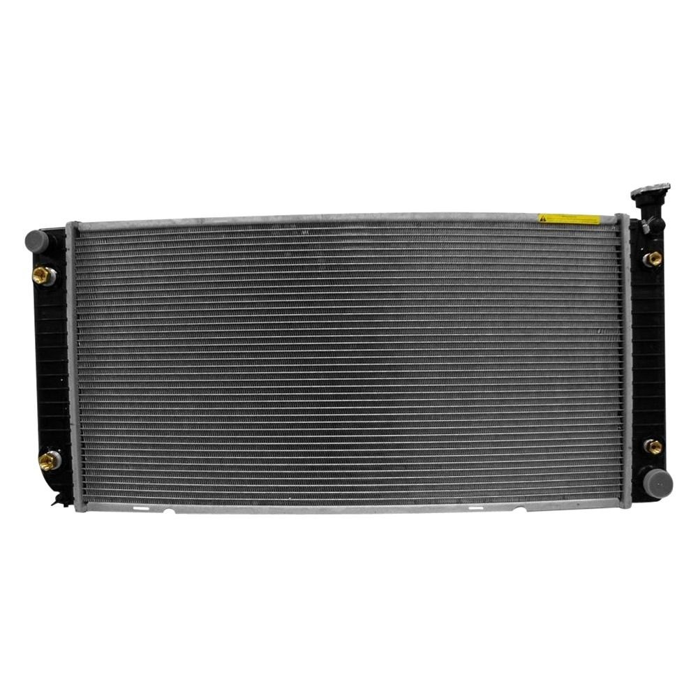 [Heater Core Replacement On A 1996 Gmc Suburban 1500 ...
