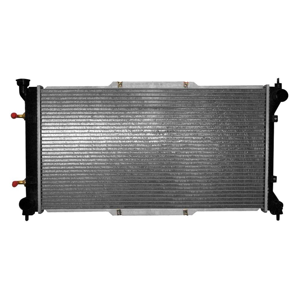 Subaru Engine Coolant : K metal subaru legacy radiator