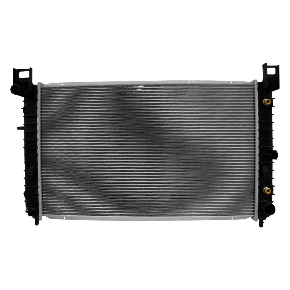 K metal chevy silverado  radiator