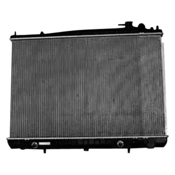 k metal nissan xterra 2002 2003 radiator. Black Bedroom Furniture Sets. Home Design Ideas
