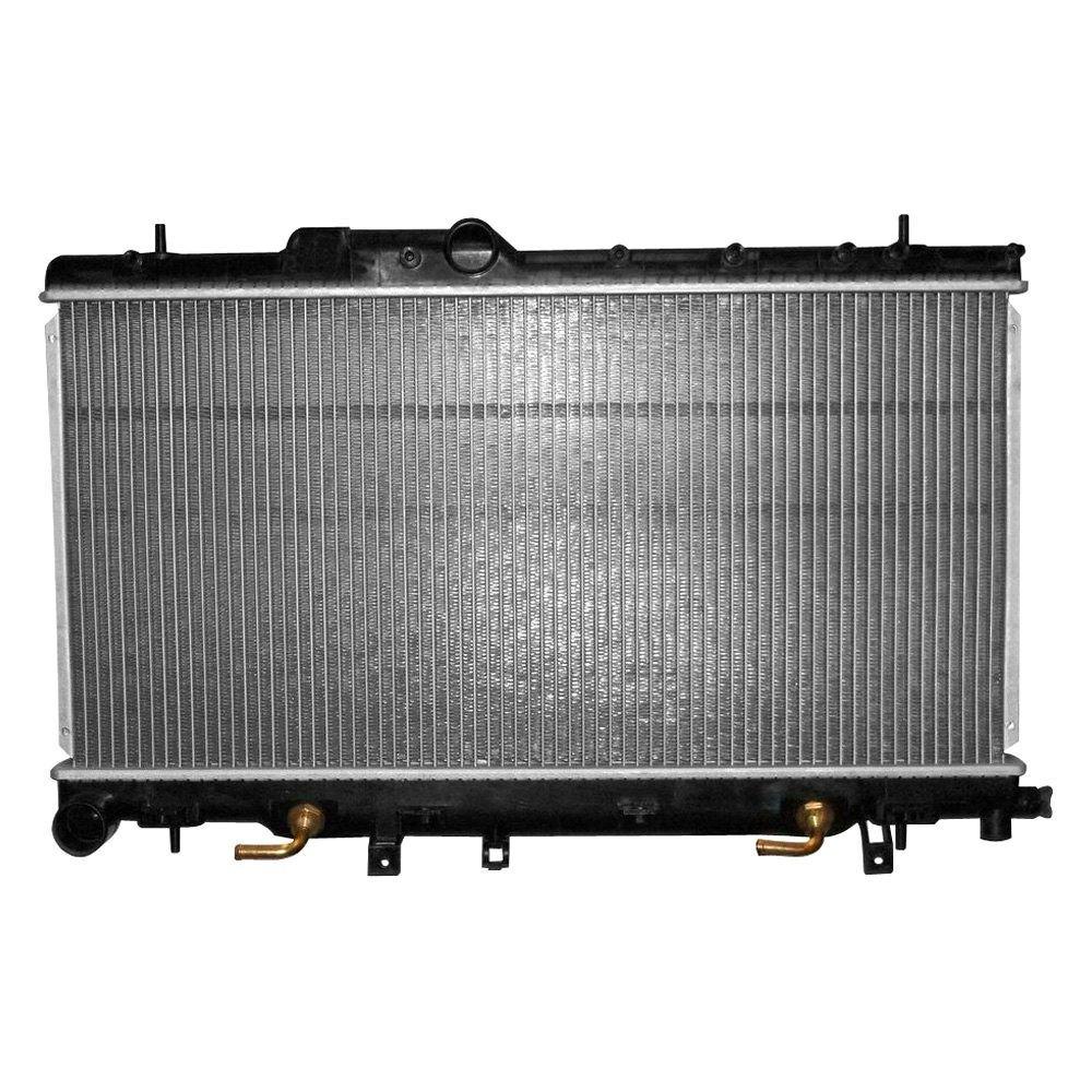 Subaru Engine Coolant : K metal subaru wrx radiator