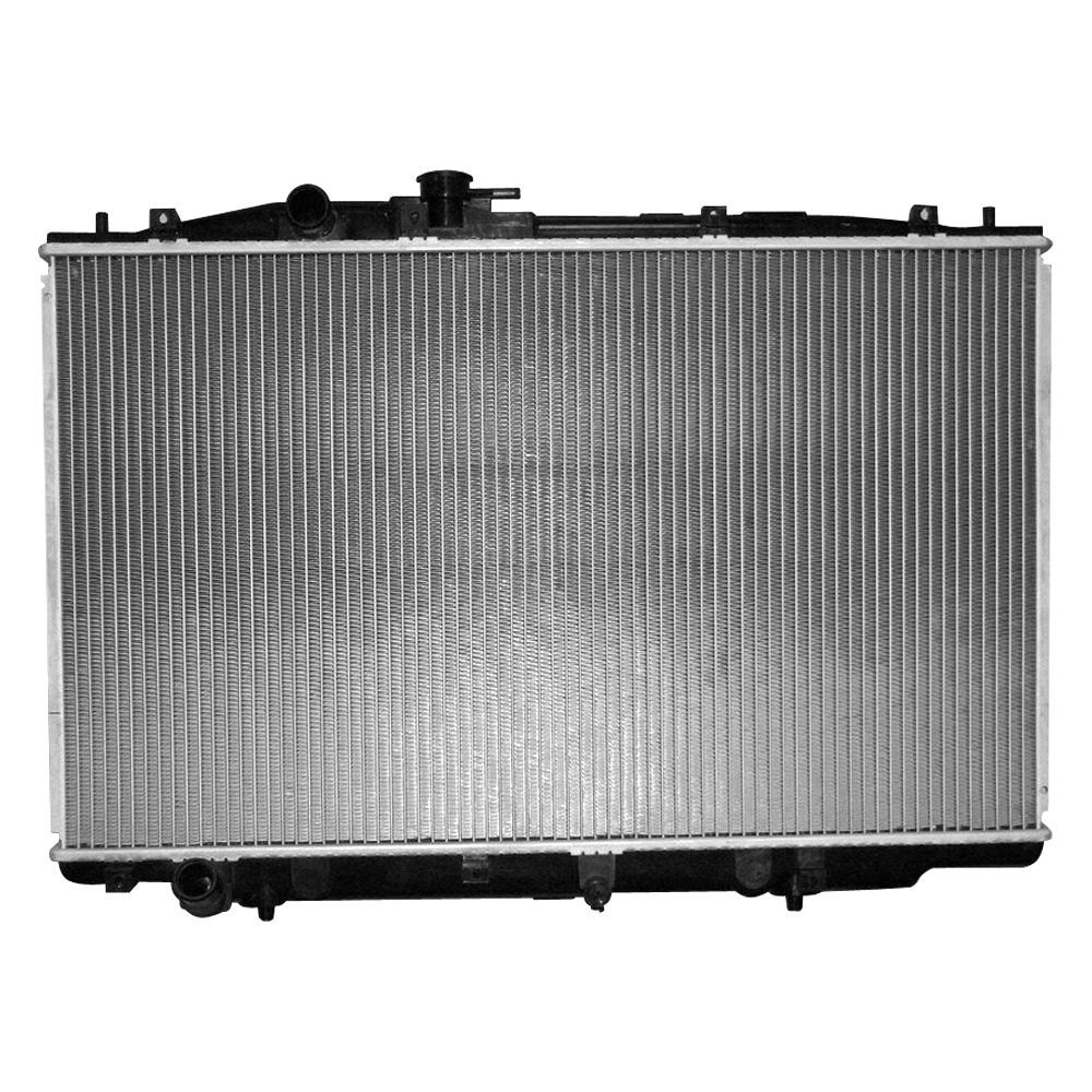 For Acura TL 2004-2006 K-Metal Engine Coolant Radiator