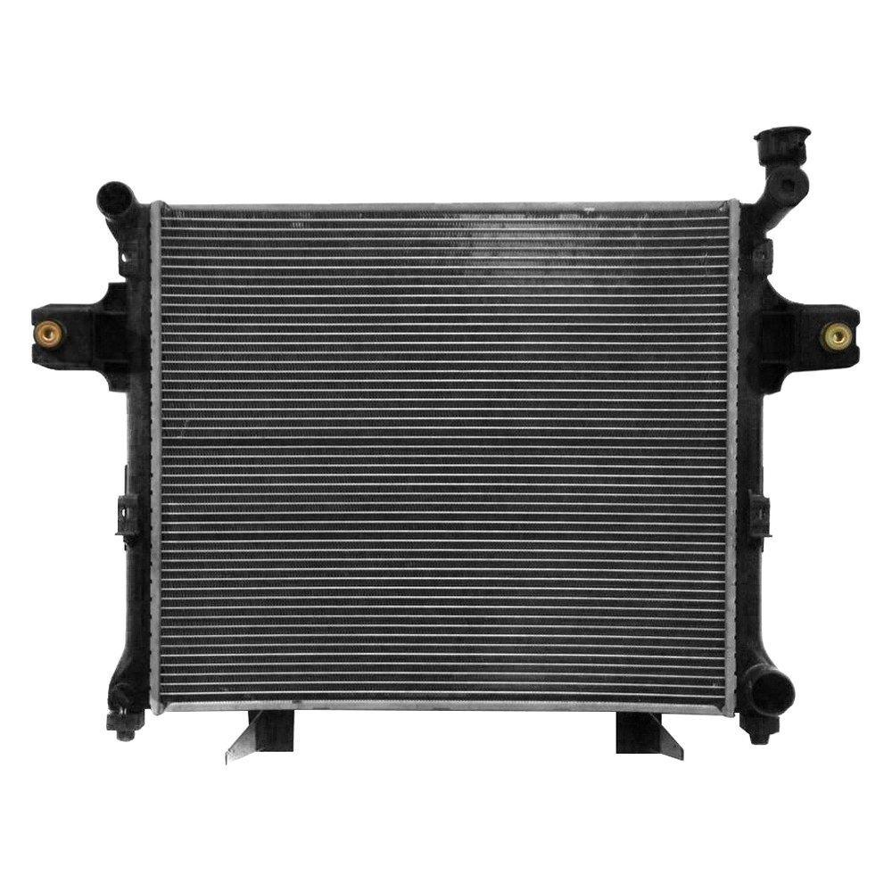 K Metal Jeep Grand Cherokee 2005 Engine Coolant Radiator