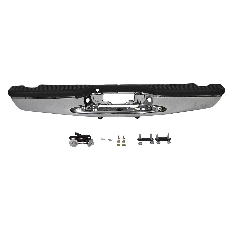 Rear Bumper Assy : K metal ford f rear step bumper assembly