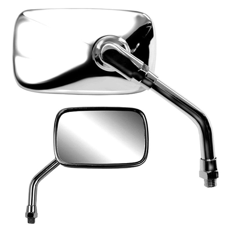 K source 941093 right side motorcycle mirror for Mirror source