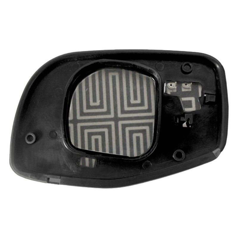 K Source 174 Ford Explorer 2002 Mirror Glass With Backing Plate