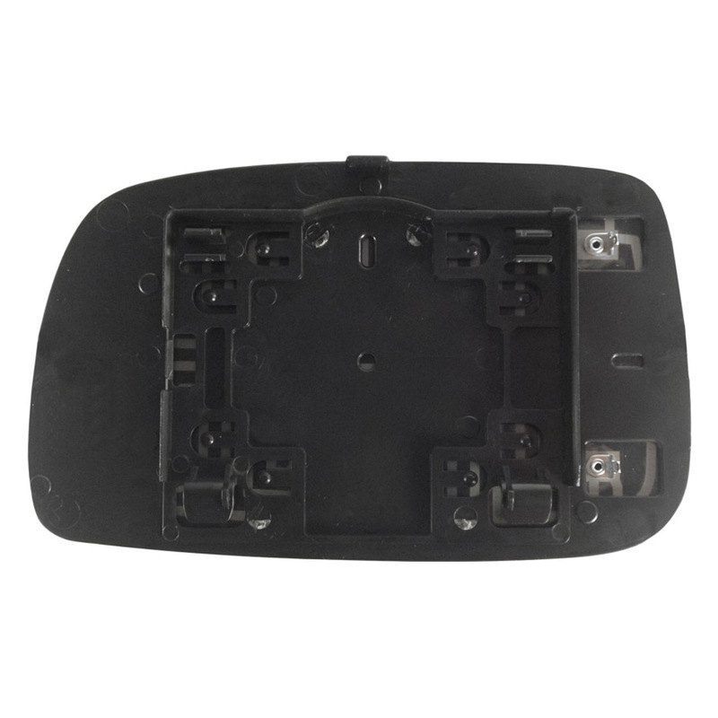 Source Passenger Side Mirror Glass With Backing