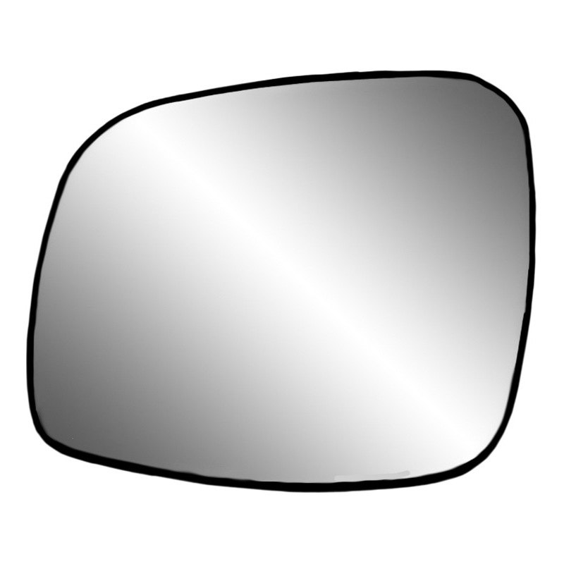 K source 33241 driver side mirror glass with backing for Mirror source