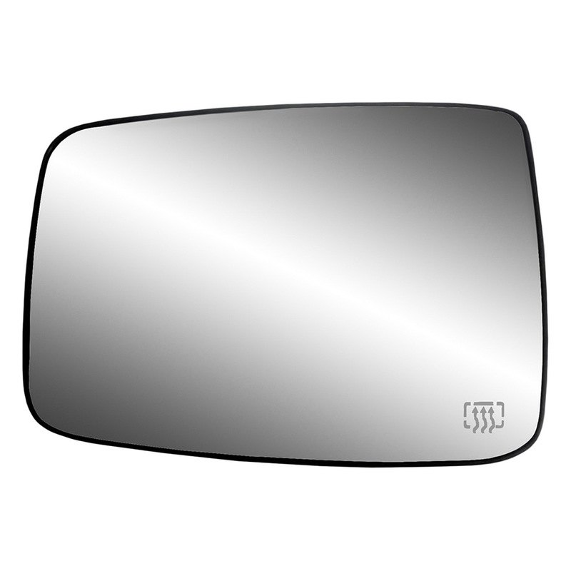 K source dodge ram 1500 2500 3500 without towing for Mirror glass