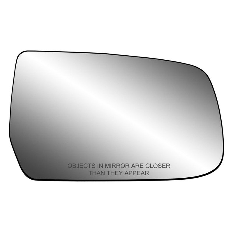 K source 80230 passenger side mirror glass with backing for Mirror source
